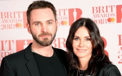 Facts about Courtney Cox's boyfriend, Johnny McDaid
