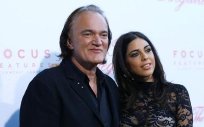 Quentin Tarantino welcome First Kid with Wife Daniella