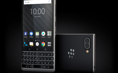 BlackBerry Set-To Release 5G Smartphone with Physical Keyboard