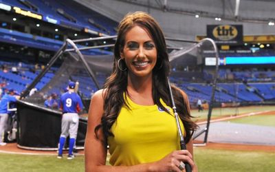 What is Holly Sonders' Net Worth? Find All the Details Here