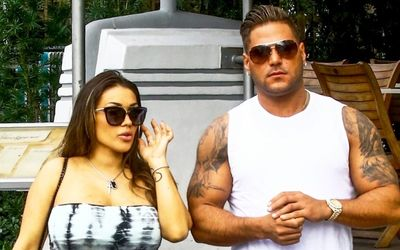 Ronnie Ortiz-Magro is Single Again After New Year's Fight With Girlfriend Jen Harley