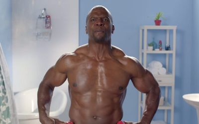 Watch Terry Crews Teaching A Funny Masterclass in 'Pec Popping 101'