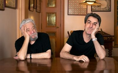 Stephen Sondheim Set To Perform With Jason Robert Brown At Town Hall