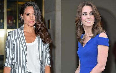 Kate Middleton and Meghan Markle Both Break The Ridiculous Royal Family Rule
