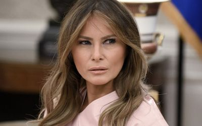 Melania Trump Most Stylish Moments of 2018