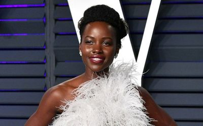 The Red Carpet Trend Setter, Lupita Nyong'o Was A Tomboy As A Kid