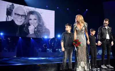 Celine Dion Paid An Emotional Tribute To Her Late Husband Rene Angelil As Las Vegas Run Ends
