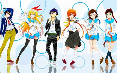 Nisekoi Season 3: Anime Sequel To Release After Live-Action Film In 2019?