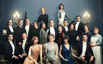 The First Trailer For The Film Version Of Downton Abbey Is Here!