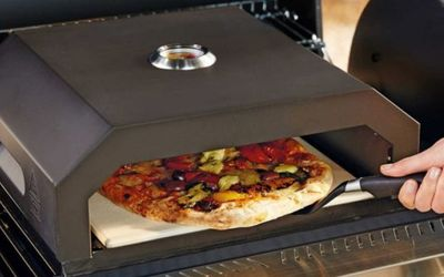 Summer Is Here And Aldi is Selling A £39 Pizza Oven Just In Time