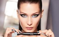 Bella Hadid Became The Face Of Dior's New Pump 'N' Volume Mascara