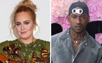 "Adele and Skepta Getting Close and Going on Dates; ""A Great Couple,"" Source Adds"