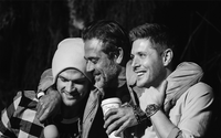 The Winchesters Bond During Jeffrey Dean Morgan's Wedding Ceremony; The Trio Get Matching Tattoos