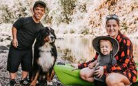 Zach Roloff and Tori Roloff of 'Little People, Big World' Shared an Adorable Video of Their Son Jackson with Dog Murphy