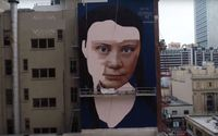 Greta Thunberg Is Getting a Her Own Mural in Union Square, San Francisco