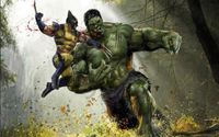 "Hulk actor Mark Ruffalo says He would ""Like to See"" a Hulk Vs Wolverine Movie"