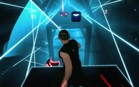 Facebook Buys Beat Games -the Maker of Popular VR Game ' Beat Saber '