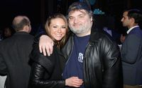 Artie Lange's Relationship With His Girlfriend Adrienne Ockrymiek