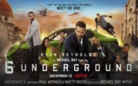 Ryan Reynolds wants 6 Underground Sequel - Count Us Out!
