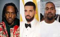 No End in Sight for Drake vs Pusha T and Kanye West Beef