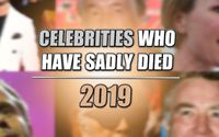 Celebrity Deaths in 2019 - Here's a List of the 10 Most Prominent Stars