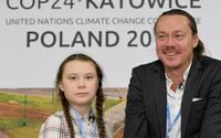 Greta Thunberg's Father Says She Is Very Happy with Climate Activism, But He Worries