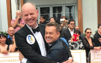 Grant Denyer Is Upset With The Way Comedian Tom Gleeson Has Been Mocking The TV Week Logie Awards This Past Week