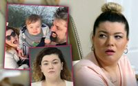Amber Portwood Downed A Bottle Of Pills And Tried To Slash Her Boyfriend With A Giant Sword