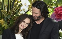 Winona Ryder Wants The World To Be Reminded She's Married To Keanu Reeves