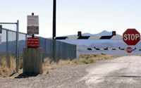 US Air Force Warns 'Alien-Hunters' They Are Ready To Protect Area 51