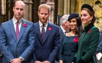 Are Prince Harry And Prince William Feuding Over How to Raise Archie?