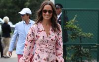 Florals For Summer? Pippa Middleton Dazzles With Gardenesque Prints In Her Gorgeous Wimbledon Outfit!