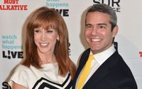 Kathy Griffin Claims Former Boss Andy Cohen 'Treated Me Like A Dog'