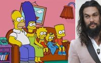 Jason Momoa's Simpsons Character Looks Scarily Accurate