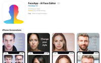 "FBI Set To Investigate ""FaceApp"" That Gobbles Up User Photos"