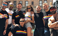 Irina Shayk Partied With Friends At New York Pride Last Weekend