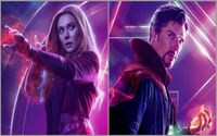 Who Would Be The Perfect Villain To Face Off Against Doctor Strange And Scarlet Witch Team Up In Doctor Strange 2: In The Multiverse Of Madness?