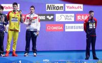 British Swimmer Duncan Scott Refused To Pose With Sun Yang During Their Medal Presentation