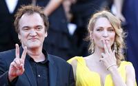 Quentin Tarantino And Uma Thurman Tease Kill Bill 3