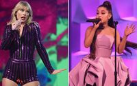 Taylor Swift And Ariana Grande Dominated Nominations For The MTV Video Music Awards