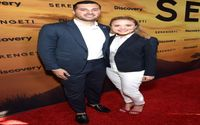 Jinger Duggar Rocks Pink Heels At L.A. Red Carpet Premiere With Husband Jeremy Vuolo