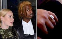 Iggy Azalea Sparked Engagement Rumors To Boyfriend Jordan 'Playboi Carti'