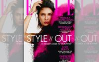 Priyanka Chopra Graces The Cover Of The August Issue Of Elle UK