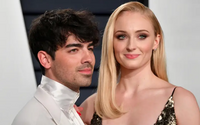 Sophie Turner And Joe Jonas Shared The First Official Photograph From Their Star-Studded Wedding In France