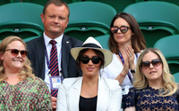 Piers Morgan Calls Meghan Markle 'Absurd' For Demanding No Photos At Wimbledon