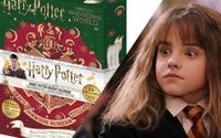 Hurry Up! Harry Potter Wizarding World Advent Calendar Is Now Ready To Pre-order