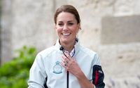 Kate Middleton Wears Shorts For The First Time As A Royal