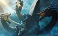 Godzilla: King Of The Monsters Director Michael Dougherty Reveals The Reason Ghidorah Became Frozen