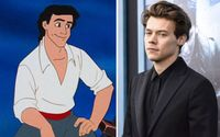 Harry Styles Turned Down The Chance To Play Prince Eric In The Little Mermaid