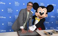 Robert Downey Jr Gets Honoured With Disney Legend Award At D23 Expo 2019